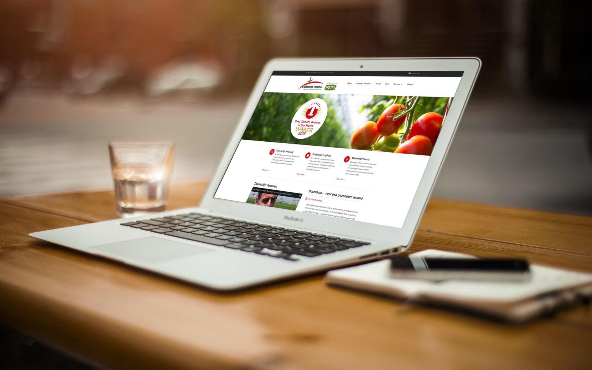WordPress bij Peppix Benelux