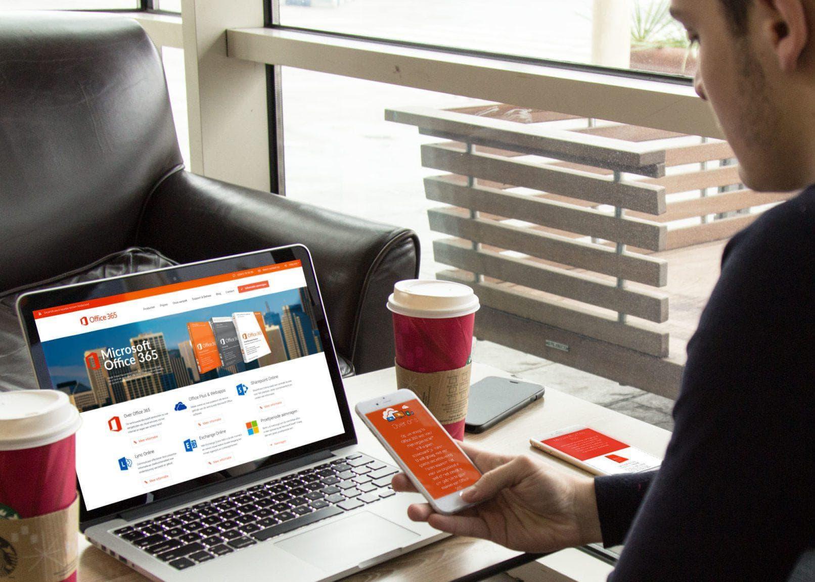 Microsoft Office 365 bij Peppix Benelux
