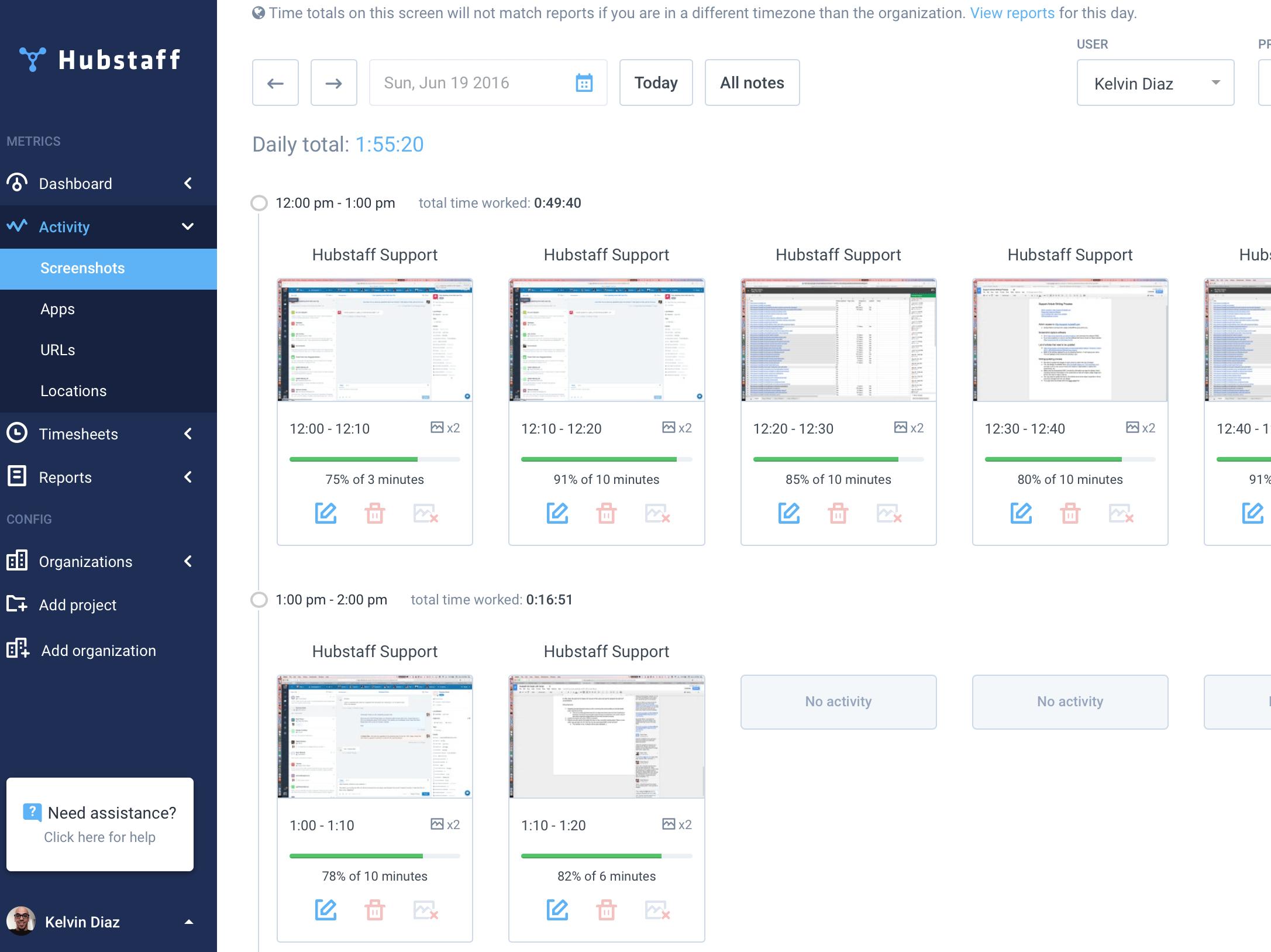 ActiveCollab met Hubstaff integratie bij Peppix Benelux