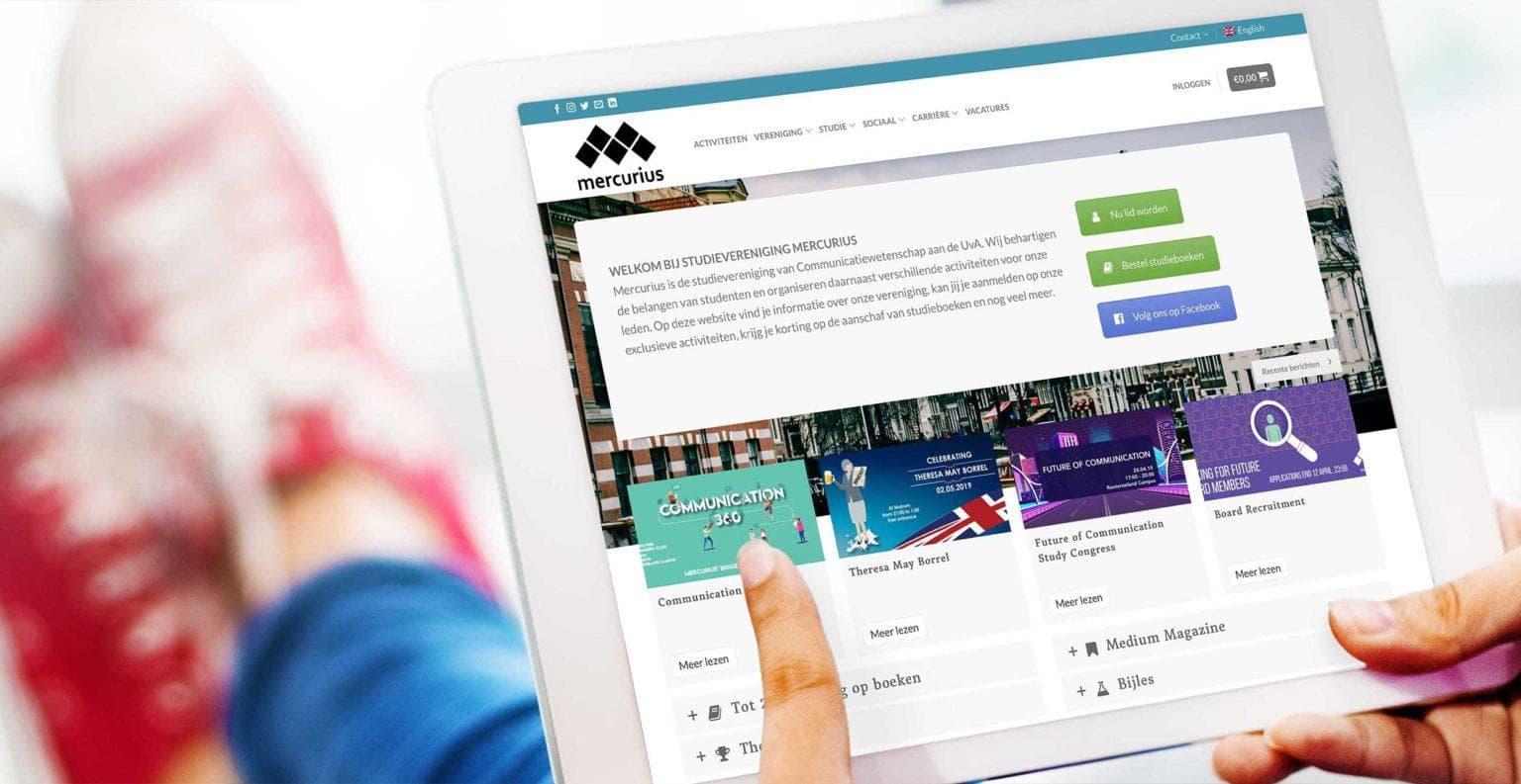 Website of webwinkel? bij Peppix Benelux