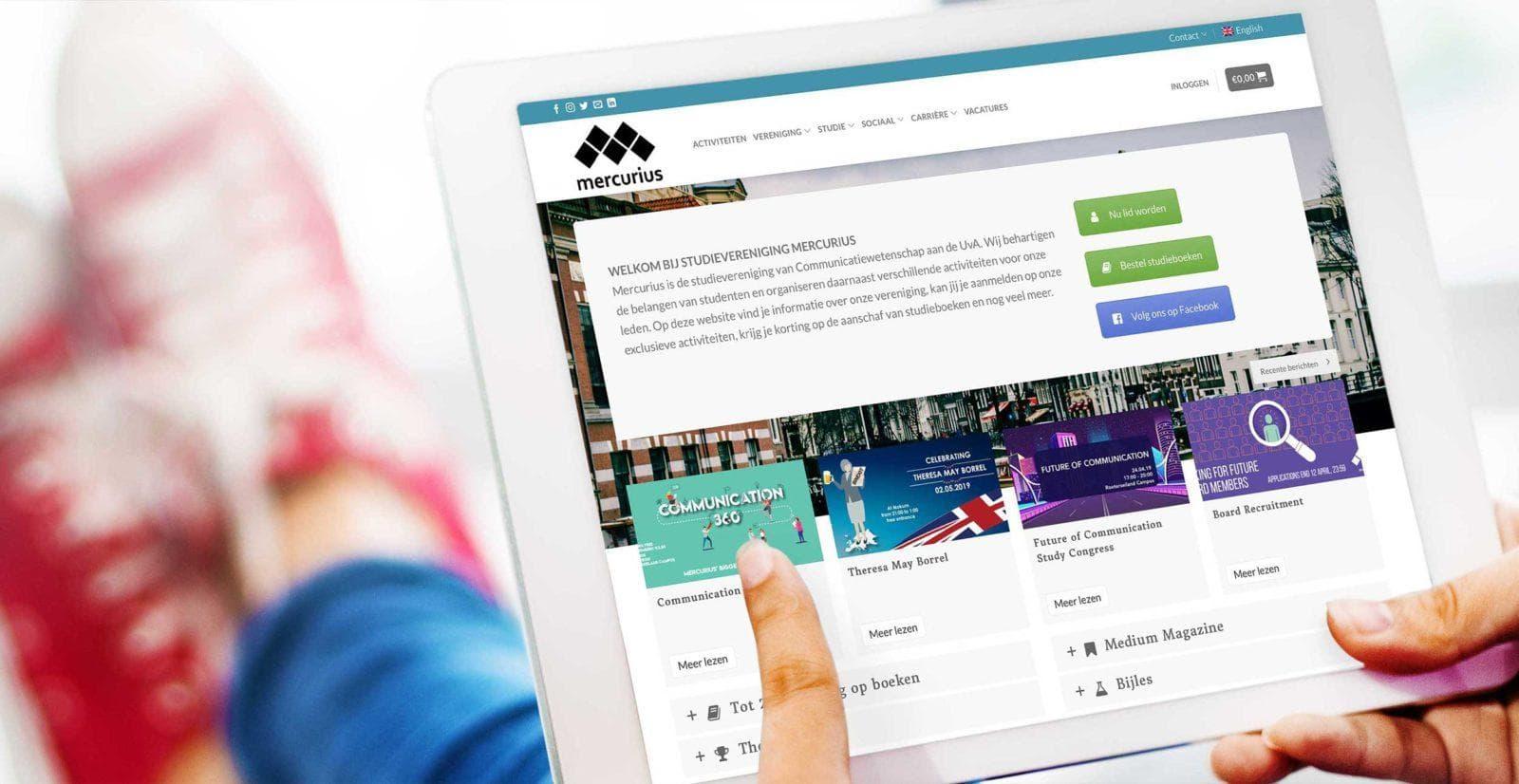 WordPress onderhoud bij Peppix Benelux