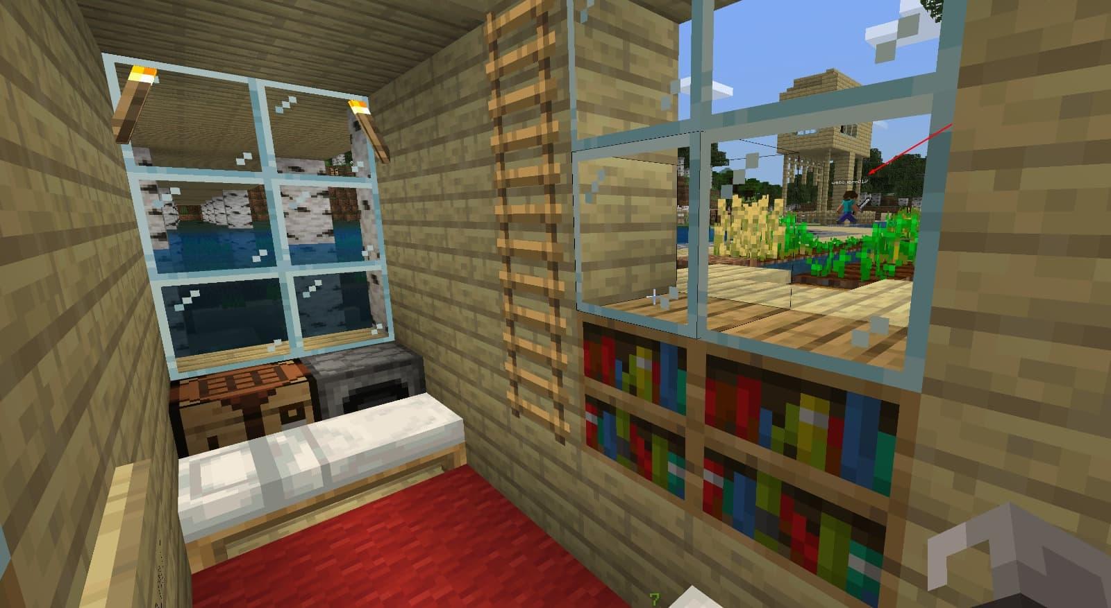 Teambuilding met Minecraft bij Peppix Benelux