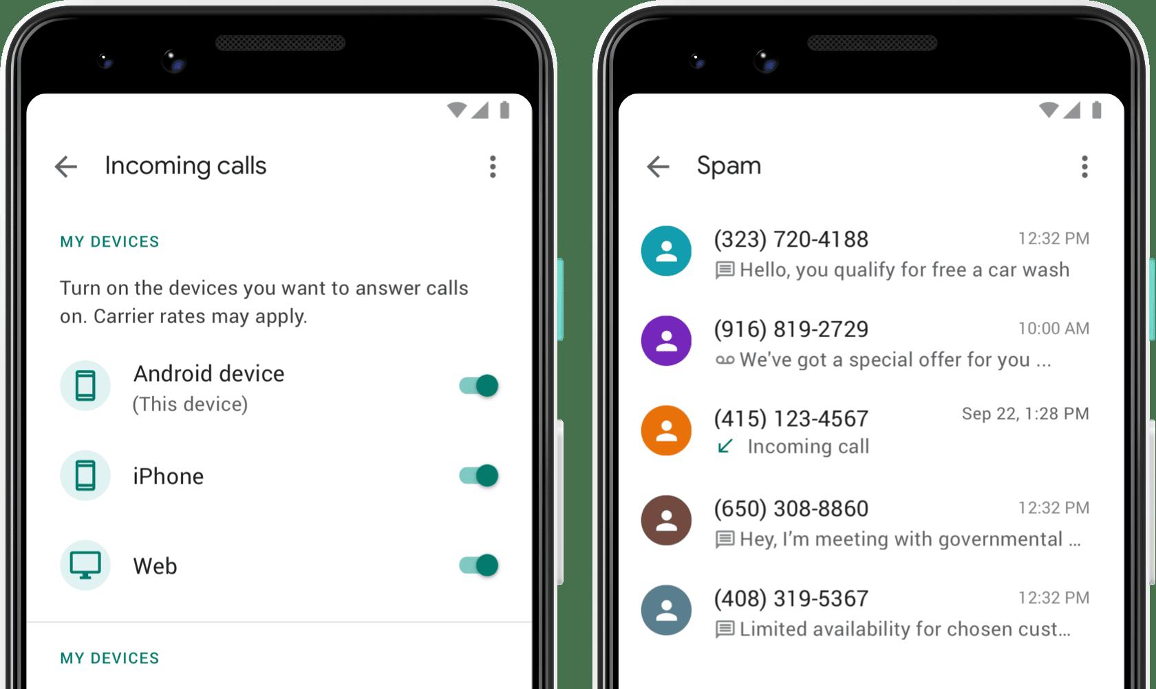 Google Voice, hoe werkt dat? bij Peppix Benelux
